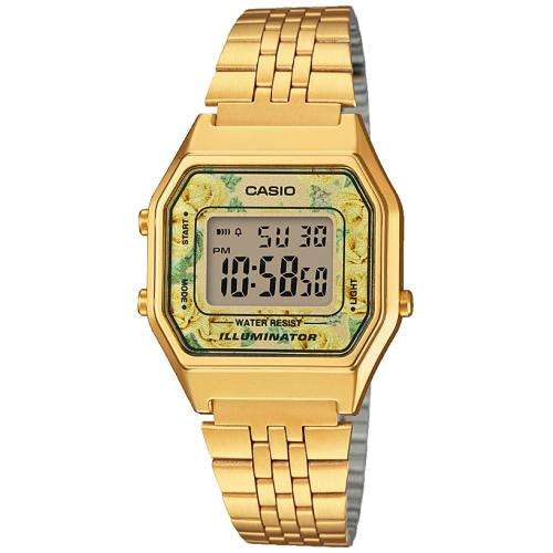 CASIO Collection Retro | LA680WEGA-9CEF