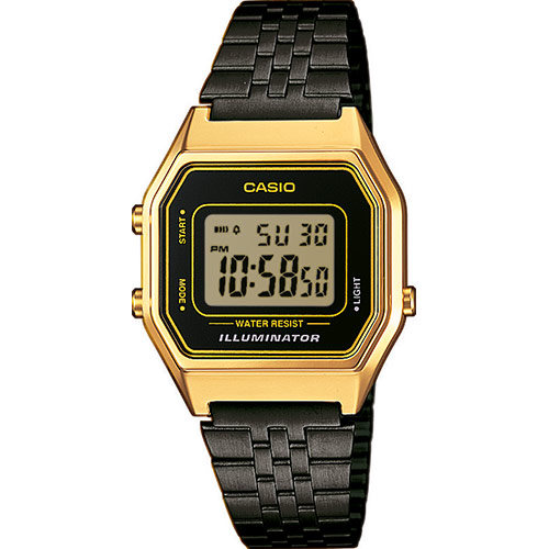 CASIO Collection Retro | LA680WEGB-1AEF