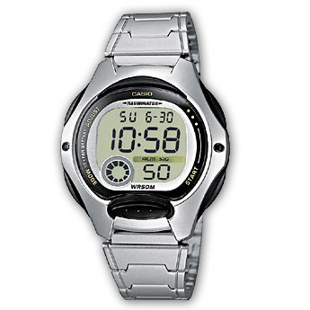 CASIO Collection Women | LW-200D-1AVEF