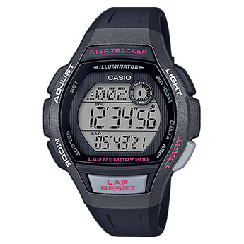 CASIO Collection Women | LWS-2000H-1AVEF