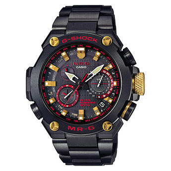 G-SHOCK MR-G | MRG-G1000B-1A4DR