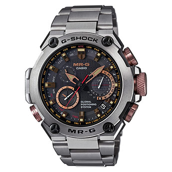 G-SHOCK MR-G | MRG-G1000DC-1ADR