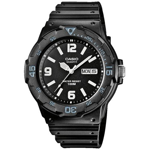 CASIO Collection Men | MRW-200H-1B2VEG