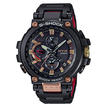 G-SHOCK Limited | MTG-B1000TF-1ADR