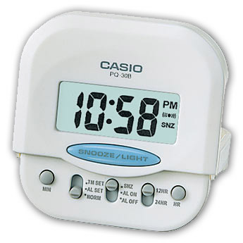 Wake Up Timer | PQ-30B-7EF