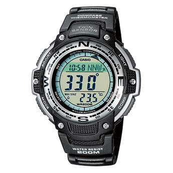 CASIO Collection Men | SGW-100-1VEF