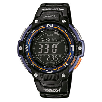 CASIO Collection Men | SGW-100-2BER
