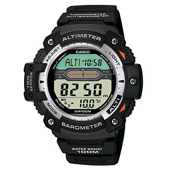 montre casio sgw 300h