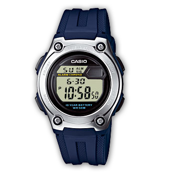 CASIO Collection Men | W-211-2AVES