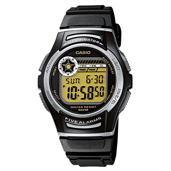 CASIO Collection Men | W-213-9AVES