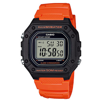 CASIO Collection Men | W-218H-4B2VEF
