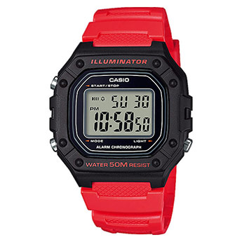 CASIO Collection Men | W-218H-4BVEF
