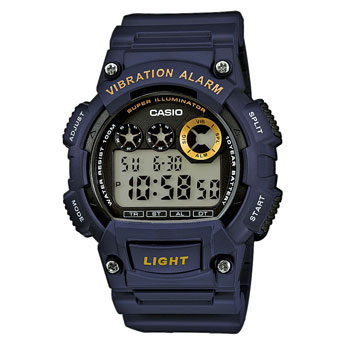 CASIO Collection Men | W-735H-2AVEF