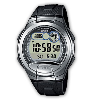 CASIO Collection Men | W-752-1AVES