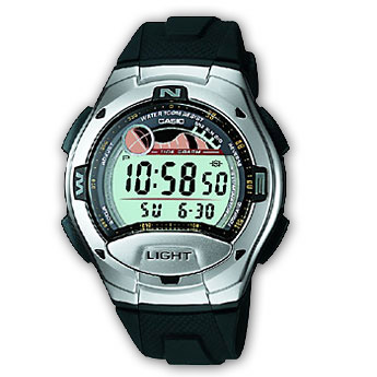 CASIO Collection Men | W-753-1AVES