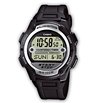 CASIO Collection Men | W-756-1AVES