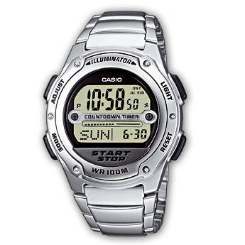 CASIO Collection Men | W-756D-7AVES