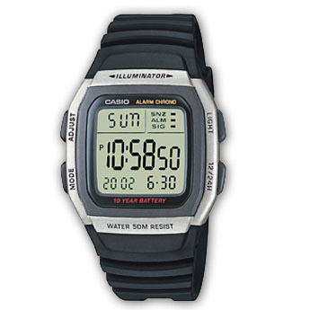 CASIO Collection Men | W-96H-1AVES