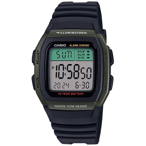 CASIO Collection Men | W-96H-3AVEF