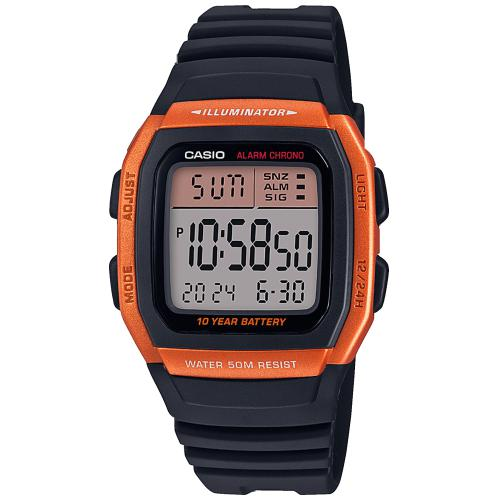 CASIO Collection Men | W-96H-4A2VEF