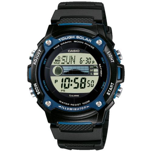 CASIO Collection Men | W-S210H-1AVEG