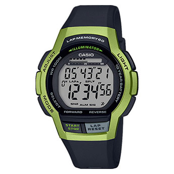 CASIO Collection Men | WS-1000H-3AVEF