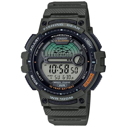 CASIO Collection Men | WS-1200H-3AVEF