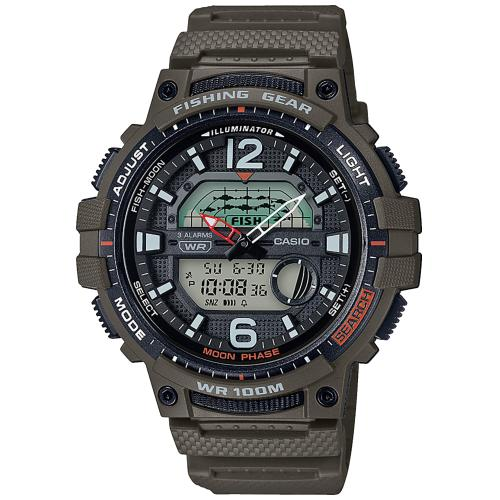 CASIO Collection Men | WSC-1250H-3AVEF