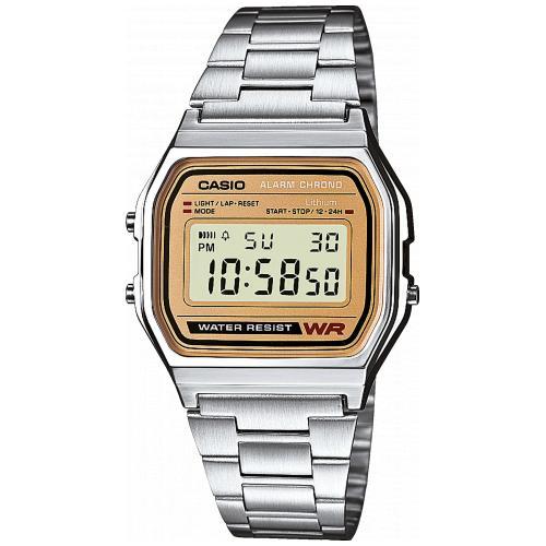 Envie d'une montre digitale vintage, mais laquelle? A158WEA-9EF