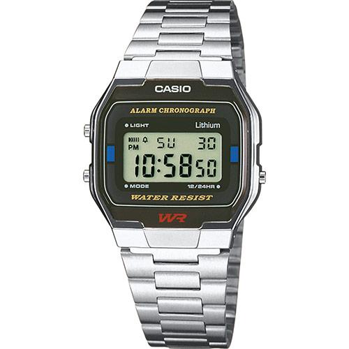 Envie d'une montre digitale vintage, mais laquelle? A163WA-1QES