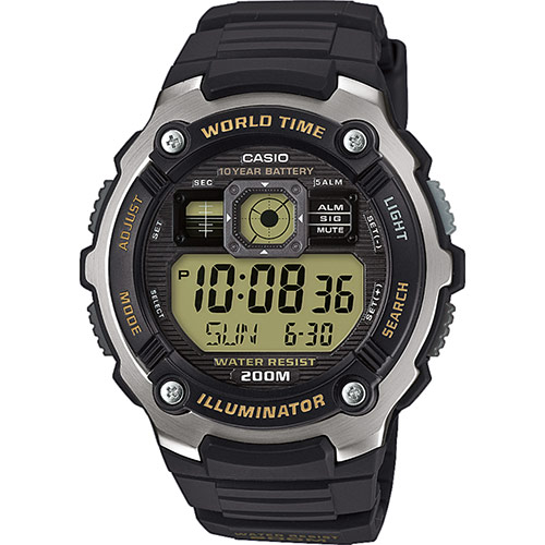 AE 2000W 9AVEF   CASIO Collection   Montres   Produits   CASIO  x1whd