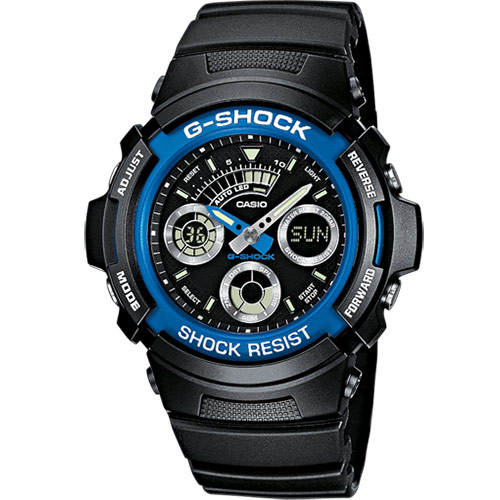 timeless design 9c15f 344b3 AW-591BB-1AER | G-SHOCK | Watches | Products | CASIO