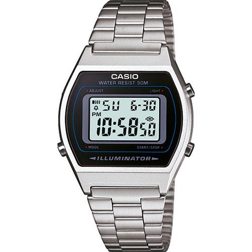Envie d'une montre digitale vintage, mais laquelle? B640WD-1AVEF