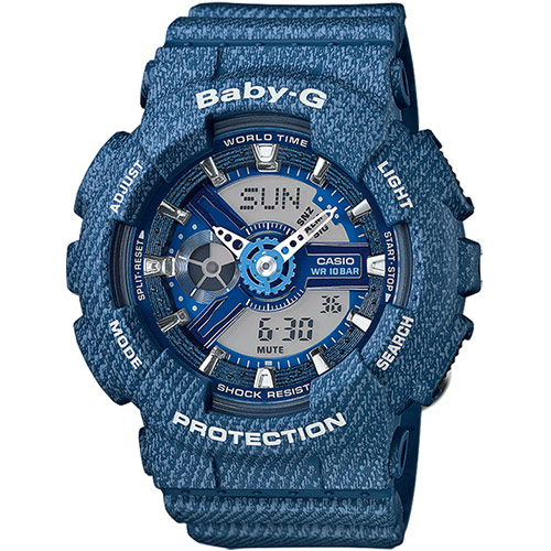 ba 110dc 2a2er baby g watches products casio