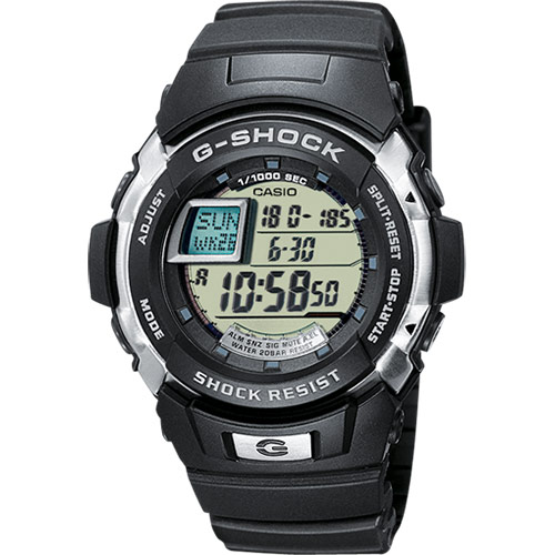 manual casio g shock g 7700