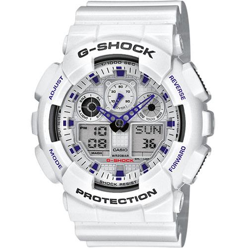 GA 100A 7AER | G SHOCK | Relojes | Productos | CASIO