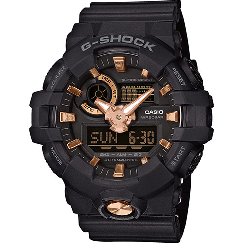 GA-710B-1A4ER | G-SHOCK | Watches | Products | CASIO