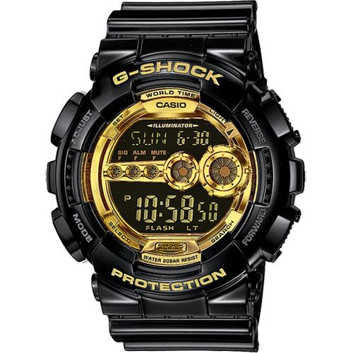 Casio Casio G-shock Gd-100-1ber Uhren & Schmuck