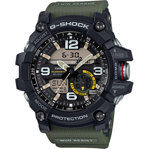Casio Gg 1a3erG Shock Relojes Productos 1000 8wmnv0N