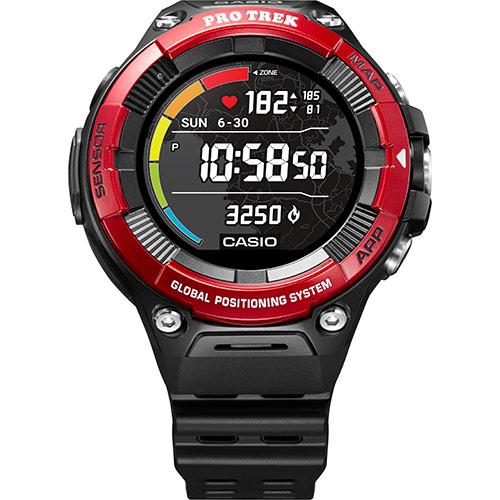 WSD-F21HR-RDBGE | PRO TREK SMART | Watches | Products | CASIO