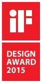 iF Product design Award 2015