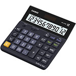Compact desk calculators with tax calculation | DH-12TER