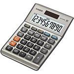 Compact desk calculators with tax calculation | MS-100BM