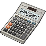 Compact desk calculators with tax calculation | MS-120BM