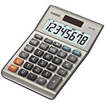 Compact desk calculators with tax calculation | MS-80B