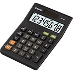 Compact desk calculators with tax calculation | MS-8B