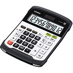 Water-protected and dust-proof calculators | WD-320MT