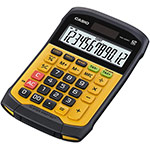 Water-protected and dust-proof calculators | WM-320MT