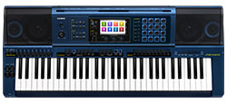 Arranger Keyboards | MZ-X500