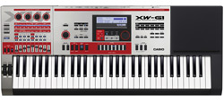 Synthesizer - Archivo de Productos | XW-G1